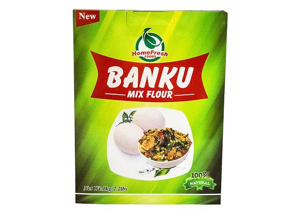 HomeFresh Banku Mix