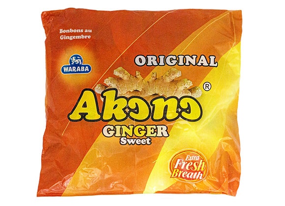 Akono Ginger Candy