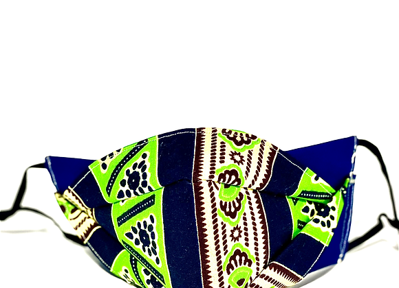 Reversible Blue and Green