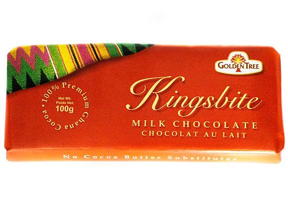 King's Bite Milk Chocolate