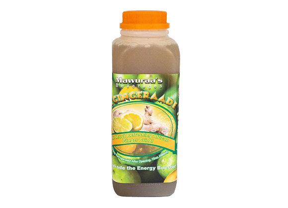 Mawuraa's Ginger Drink