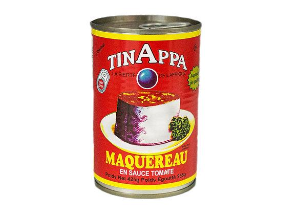 Tinappa Mackerel in Tomato Sauce