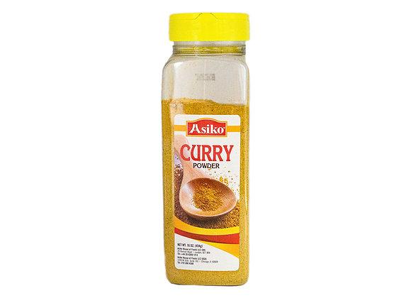 Asiko Curry Powder