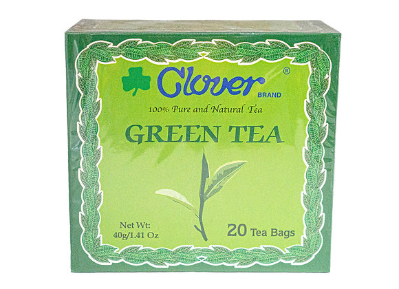 Clover Green Tea