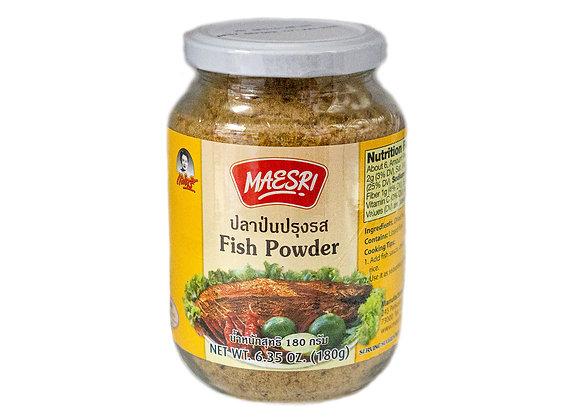 Maesri Fish Powder