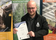 Apprentice of the Year!