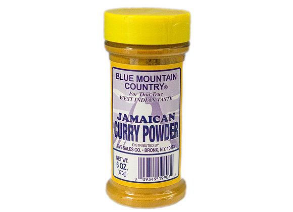 Blue Mountain Jamaican Curry Powder