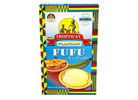 Tropiway Plantain Fufu