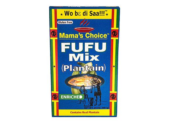 Mama's Choice Plantain Fufu