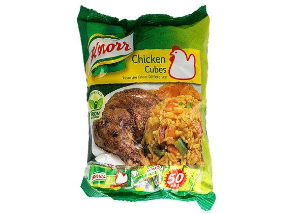 Knorr Chicken Seasoning Cubes
