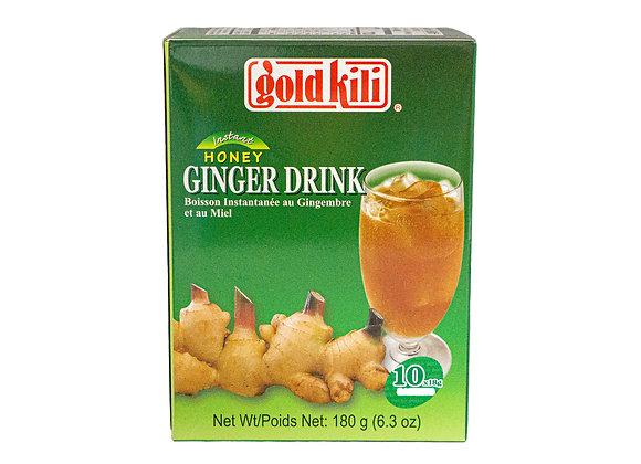 Gold Kili Honey Ginger Tea
