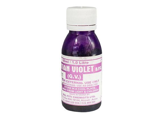 Gentian Violet Paint