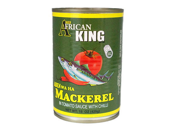 African King Mackerel with Chili