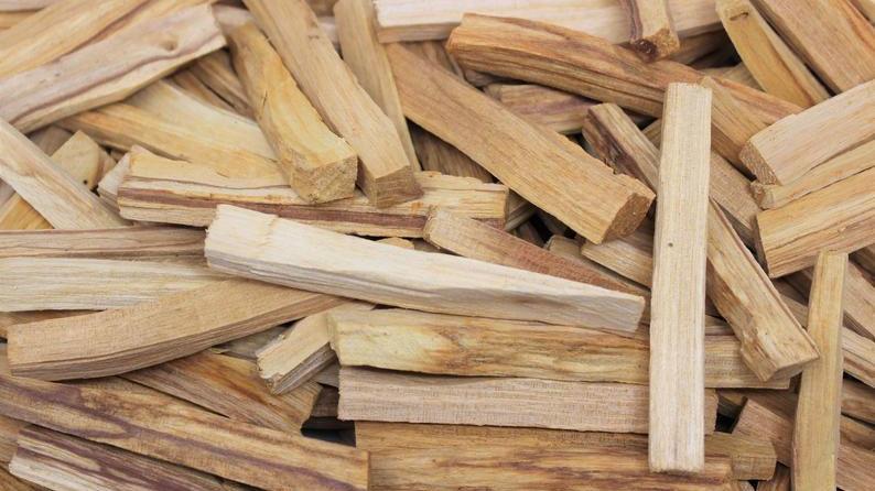 Palo Santo Wood (TWO pieces)