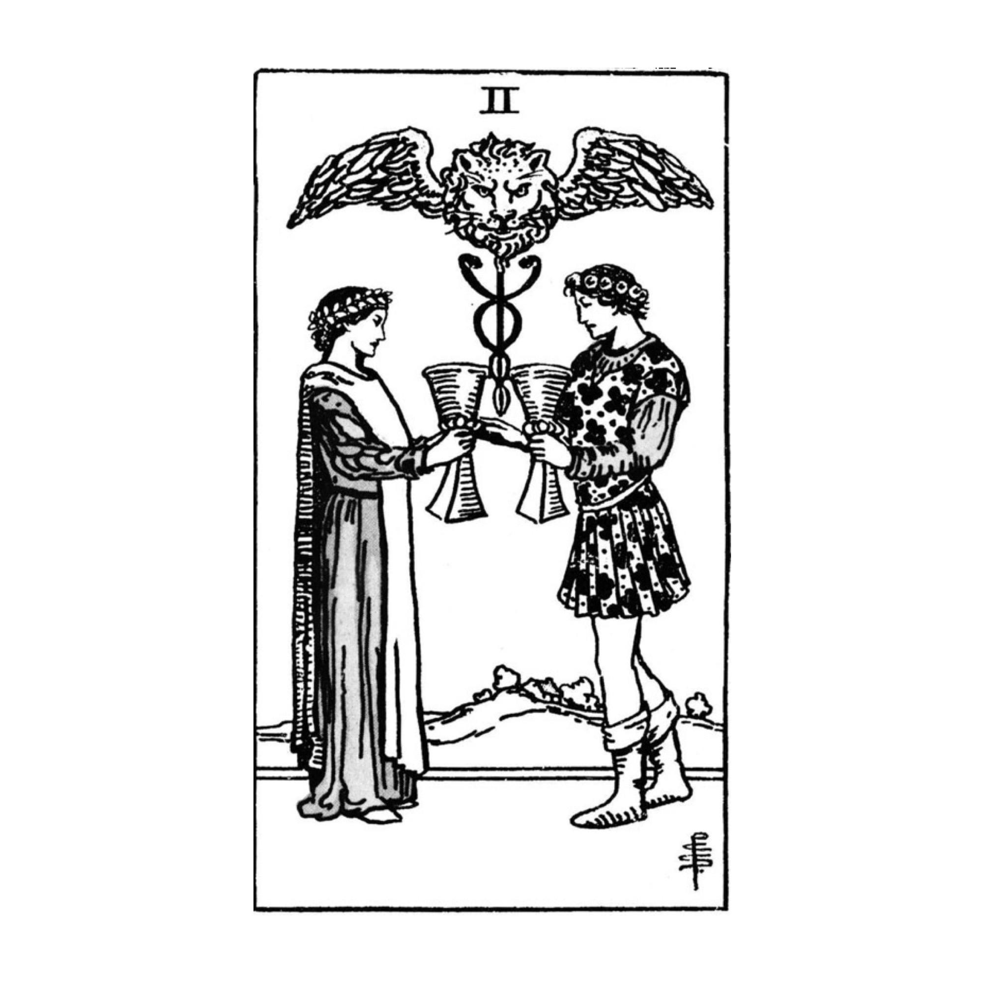 Full Tarot Reading in Person 👋