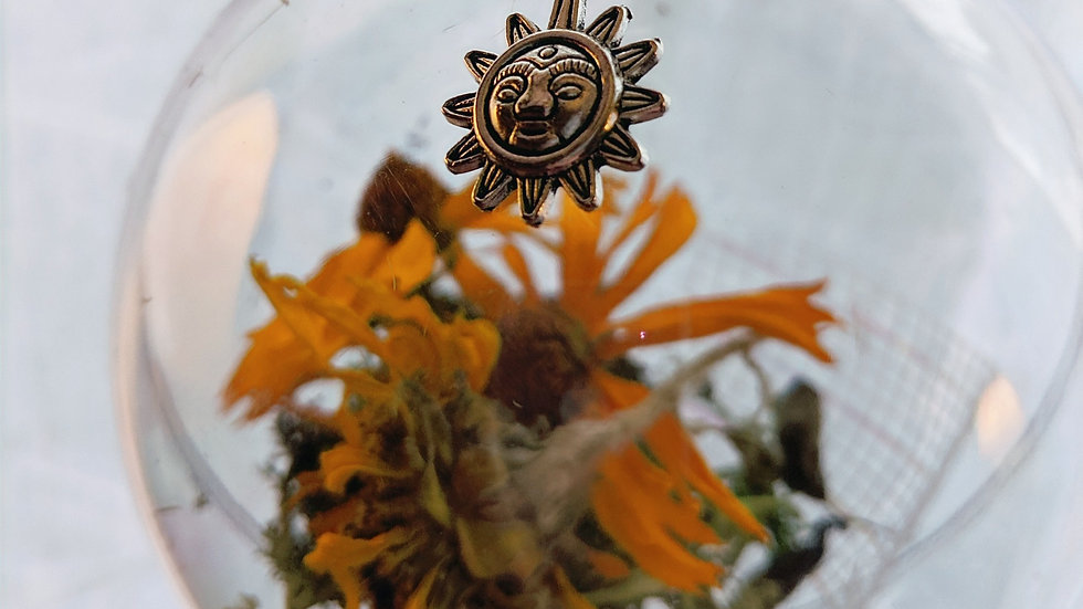 Here Comes The Sun (Happiness) Intention Orb