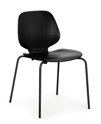 NORMANN COPENHAGEN My Chair Black Steel