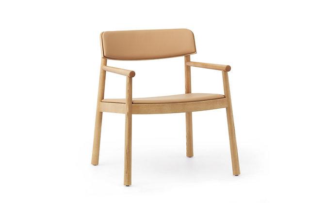 NORMANN COPENHAGEN Timb Lounge Armchair Upholstery