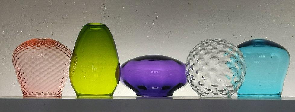 Colurful Glass Lamp Shades