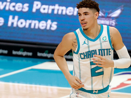 LaMelo Ball, Anthony Edwards. Who's your Rookie of the Year?