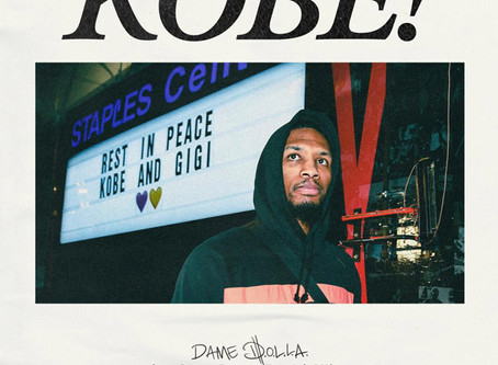 Dame Lillard drops 'Kobe' song feat Snoop | NBA NEWS Chronology