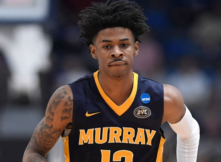 JA MORANT IS THE FUTURE OF THE POINT-GOD!