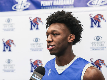 James Wiseman looking to claim the #1 Spot