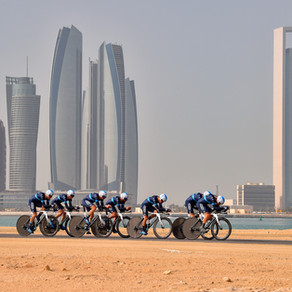 Video: UAE Tour - Stage 1 (TTT) Breakdown
