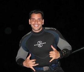 Instrutor Mergulho, curso mergulho sao paulo, padi