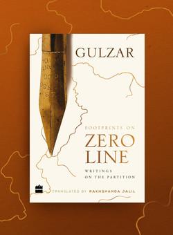 Footprints on Zero Line