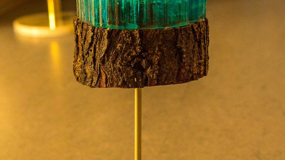 Tischlampe - Blauschein