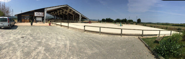 centre equestre charnay