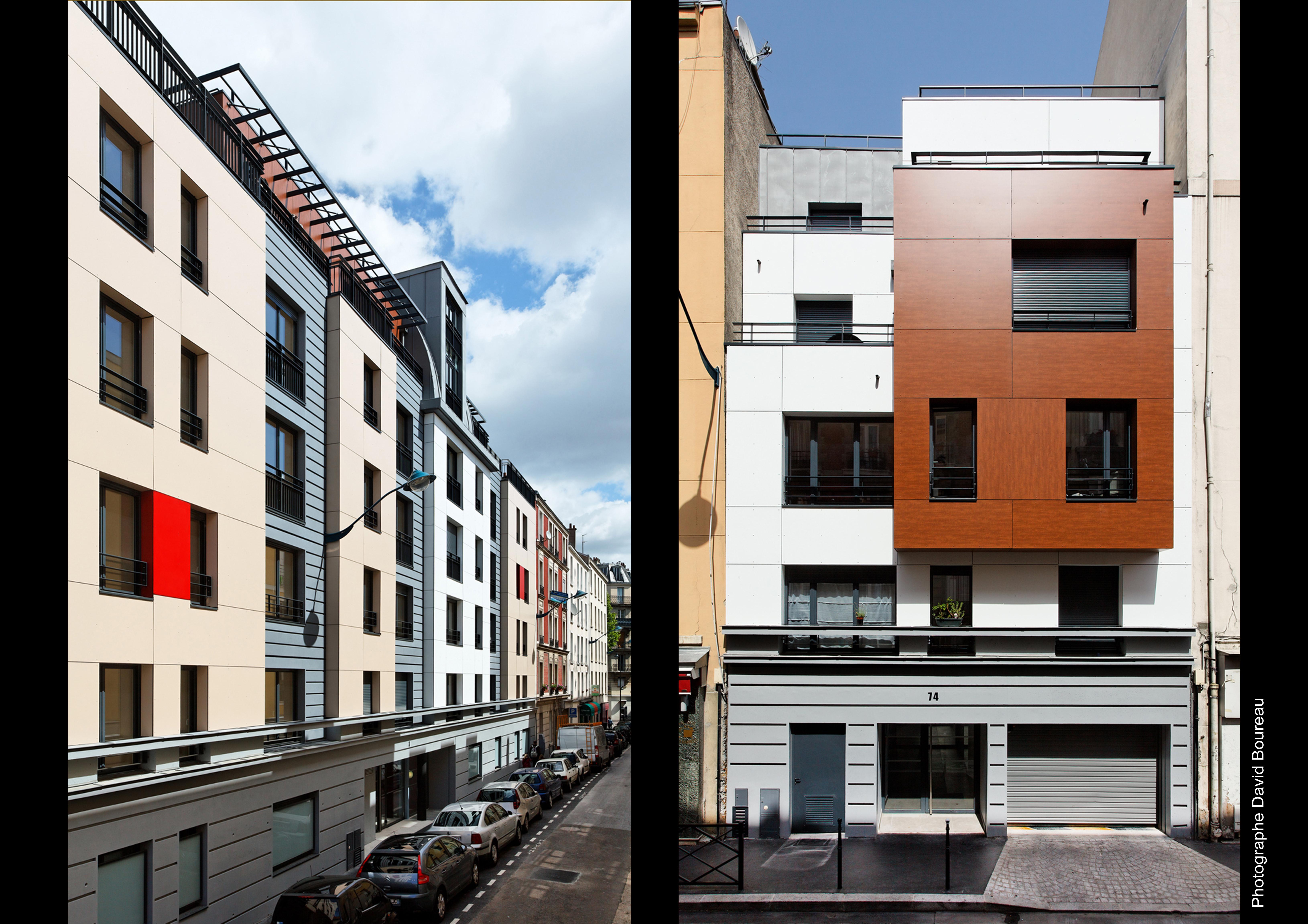 CLICHY Rue Victor Meric