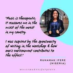 Ruhamah Ifere   Nigeria