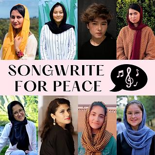 3PinkFinal_SFP Afghan Young Women Poster