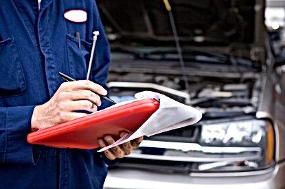 Тех. Осмотр. Technical inspection, checkup