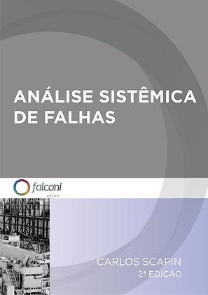 Análise Sistêmica de Falhas – 2ª Ed.