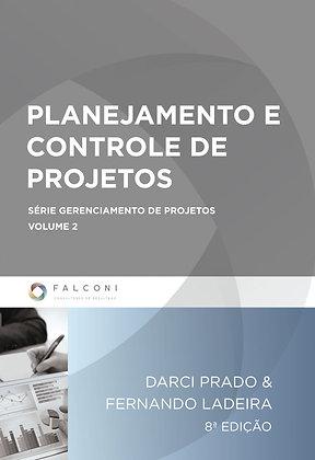 Planejamento e Controle de Projetos – 8ª Ed.