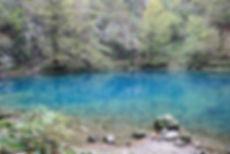 Source of the Kupa, Izvor Kupe,  hiking, mountain biking