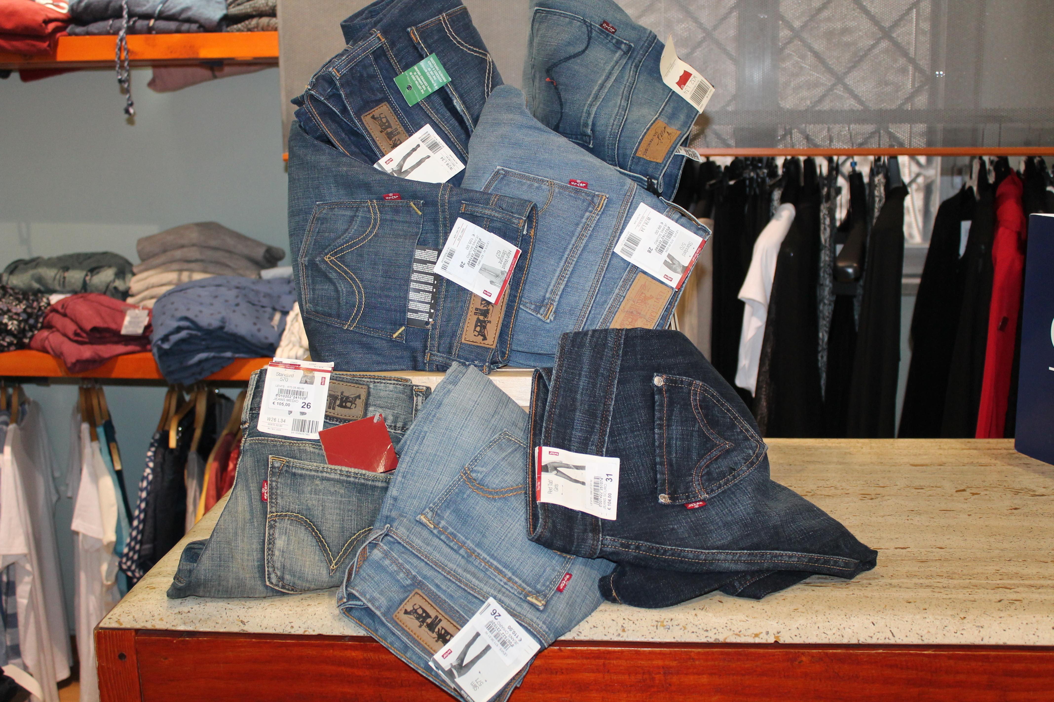 Jeans Levi's woman