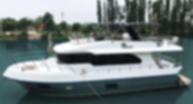 Voyager Boat Admirar 86