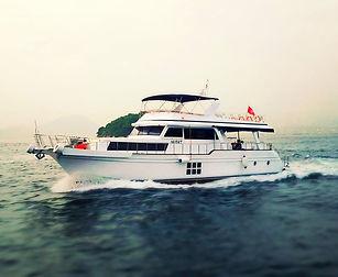 Voyager Boat Bellagio