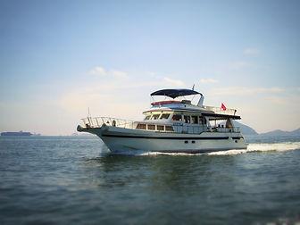 Voyager Boat Pegasus