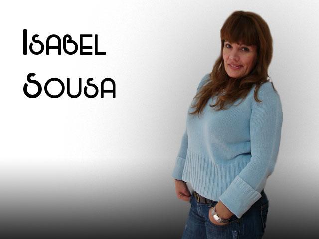 Isabel Sousa.