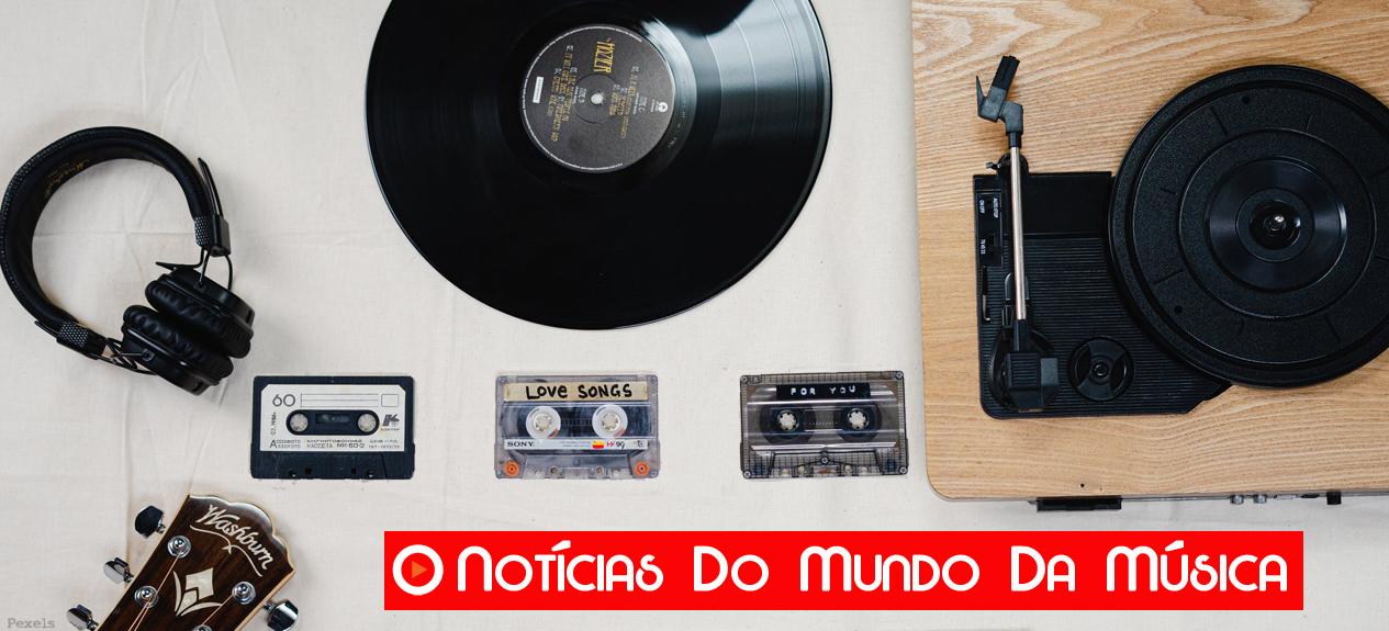 Notícias do mundo da música