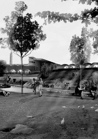 parc urbain lescure