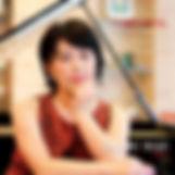 ピアニスト土師さおりのセカンドアルバムジャケット写真