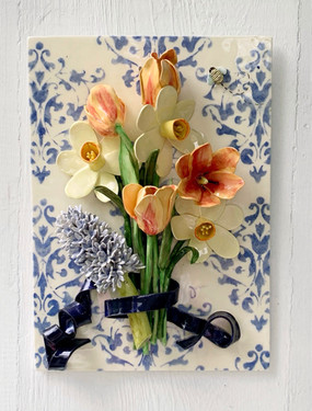Spring bouquet with blue ribbon.jpg