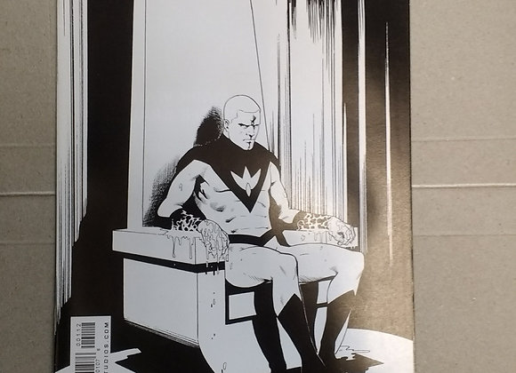 Boom! - IRREDEEMABLE #1- Barry Kitson Variant Cover