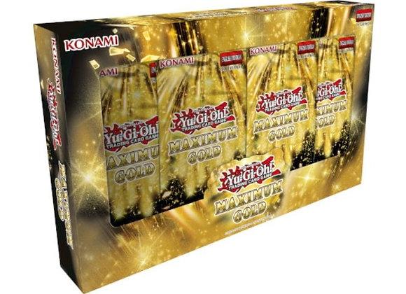 YU-GI-OH! MAXIMUM GOLD TUCKBOX (Multi-Buy Deal)